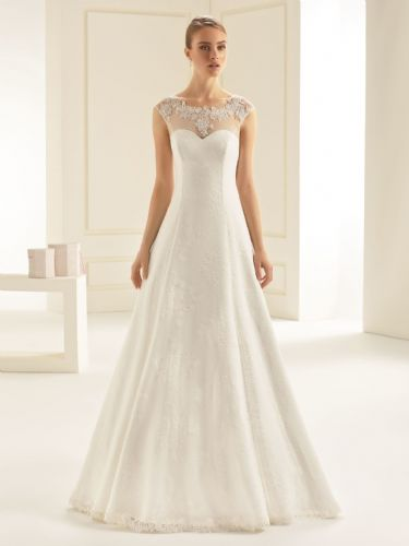Selina A  line wedding dress